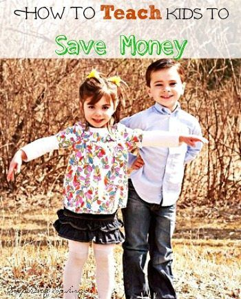 Don't miss our great post on How To Teach Kids Tips To Save Money! Building fiscal responsibility early is a great life-skill your children need!