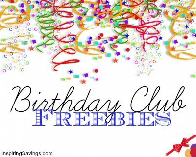 The Best Birthday Freebies in 12222