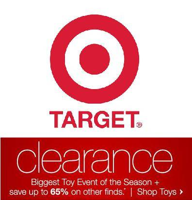 How To Find Target Clearance Bargains