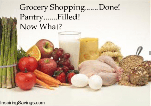 Grocery Shopping-Done