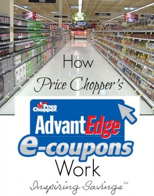 Price Chopper offers us the latest in technology with eCoupons. How does Price Chopper's AdvantEdge Card eCoupons work Find out how here.