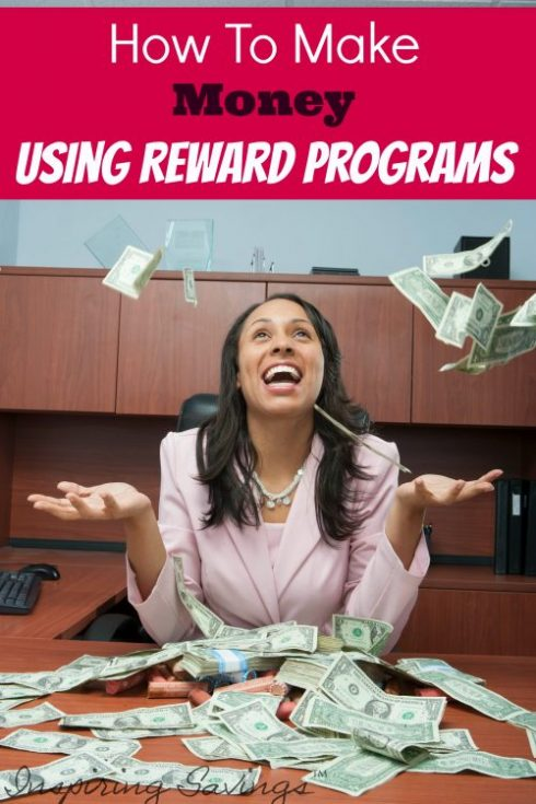 If you spend time on the internet daily? Let's talk about Making Money by Using Reward Programs. Use these sites for earning points towards cash.