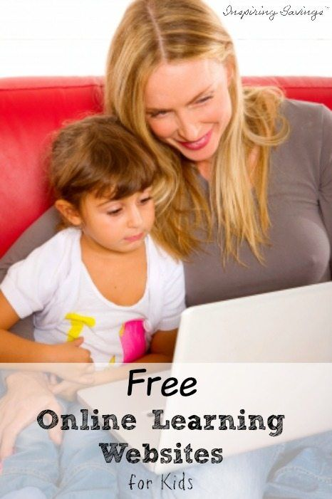 Have you ever wondered what are the best Free Online learning websites for kids - Check out this great list of resources for your family