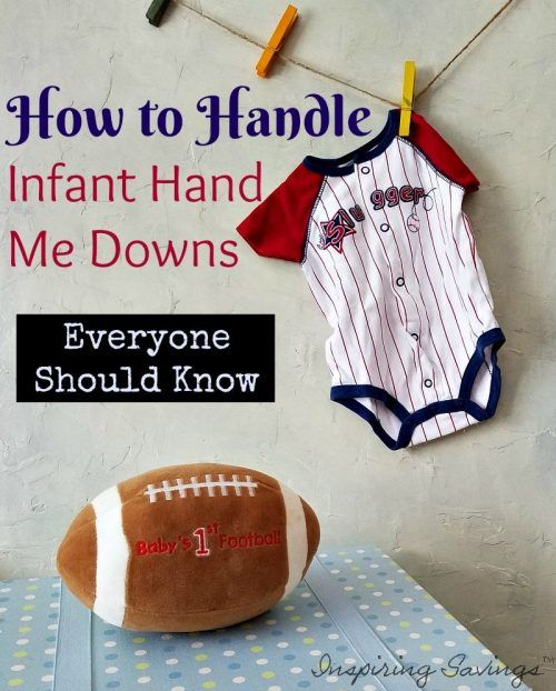 """If you have children, the """"hand me down"""" chain can result in tons of free clothes and toys for your children. And the benefits go far deeper."""