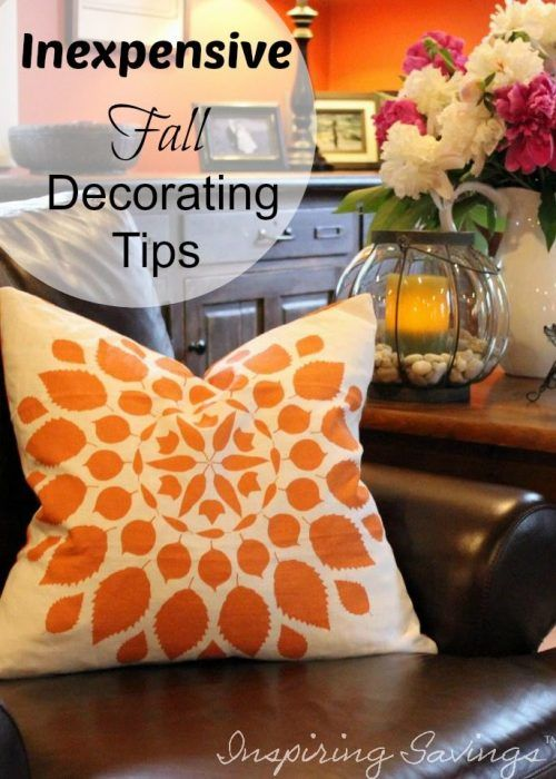 What does your home say about you? Interior decorating doesn't have to be an expensive process. With these Budget Saving tips it can be fun & inexpensive!
