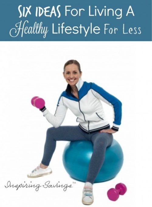 Living a healthy lifestyle and getting fit doesn't have to break the bank. Don't miss our 6 Tips To Get Fit For Less!