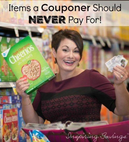 Read the secrets that couponers want to know must, What items will I never have to pay for after coupons. Search no more the secret is now yours.