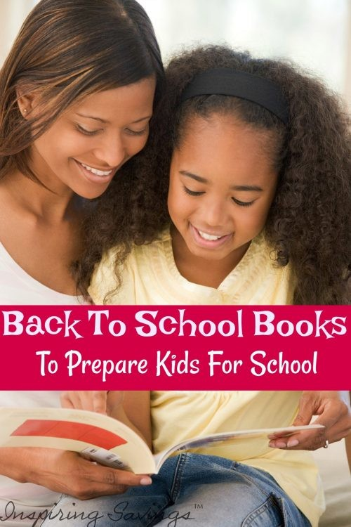 Going back to school can be both exciting and daunting for children of all ages. Help calm nerves. This list contains books for back to school.