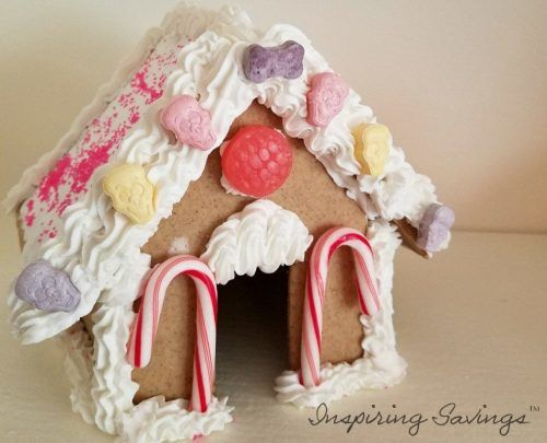 Add a little extra creativity to your holiday baking with this Classic Gingerbread House Cookie Mix Recipe. Comes with Royal Icing Recipe & Template